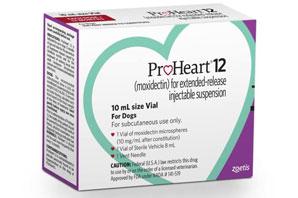 FDA approves ProHeart 12