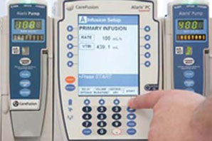 Alaris infusion pump recalled