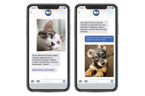 VitusVet enhances client communication through new collaboration
