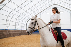 Latex exposure might contribute to equine asthma