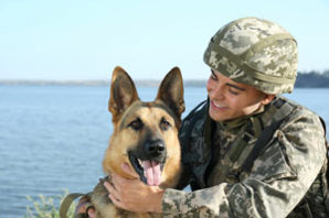 Patterson awards grant to place assistance dogs with veterans