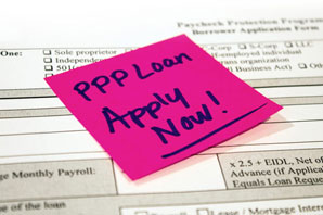 Prepare stimulus loan applications ASAP