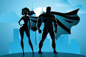 Tell us about the heroes in your clinic