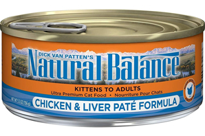 Cat food recalled due to excess choline chloride