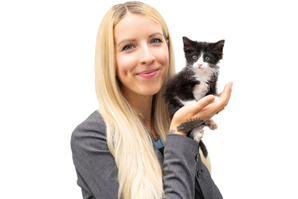Cat nutrition, behavior unpacked with help of kitten advocate
