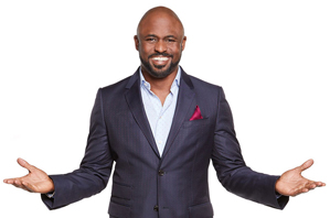 Puppy contest to be hosted by Wayne Brady
