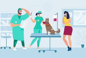 Veterinary medicine's shameful secret: Making it up as we go along?