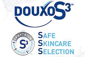 Catch the skincare safety wave with DOUXO® S3