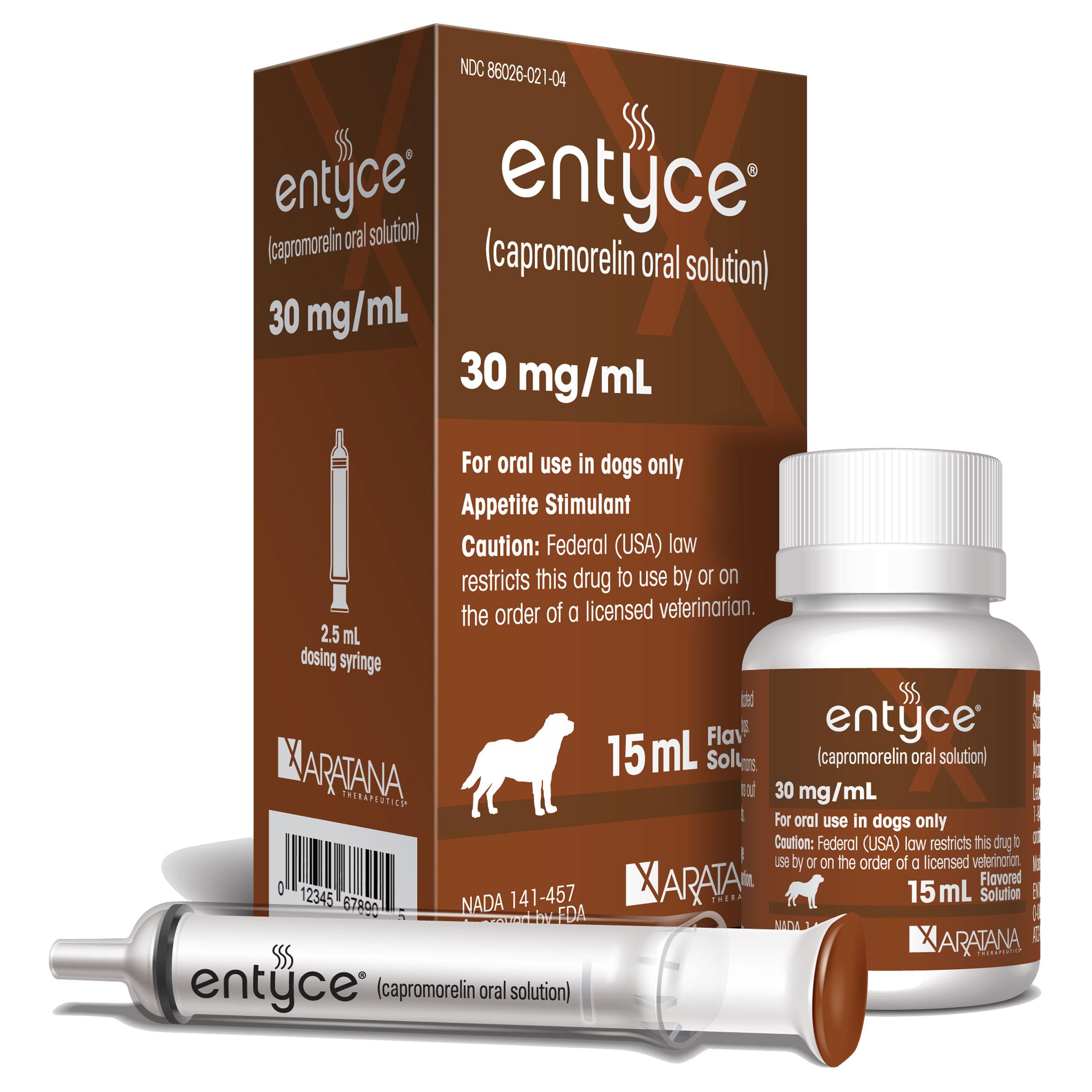 Entyce - Canine Appetite Stimulant