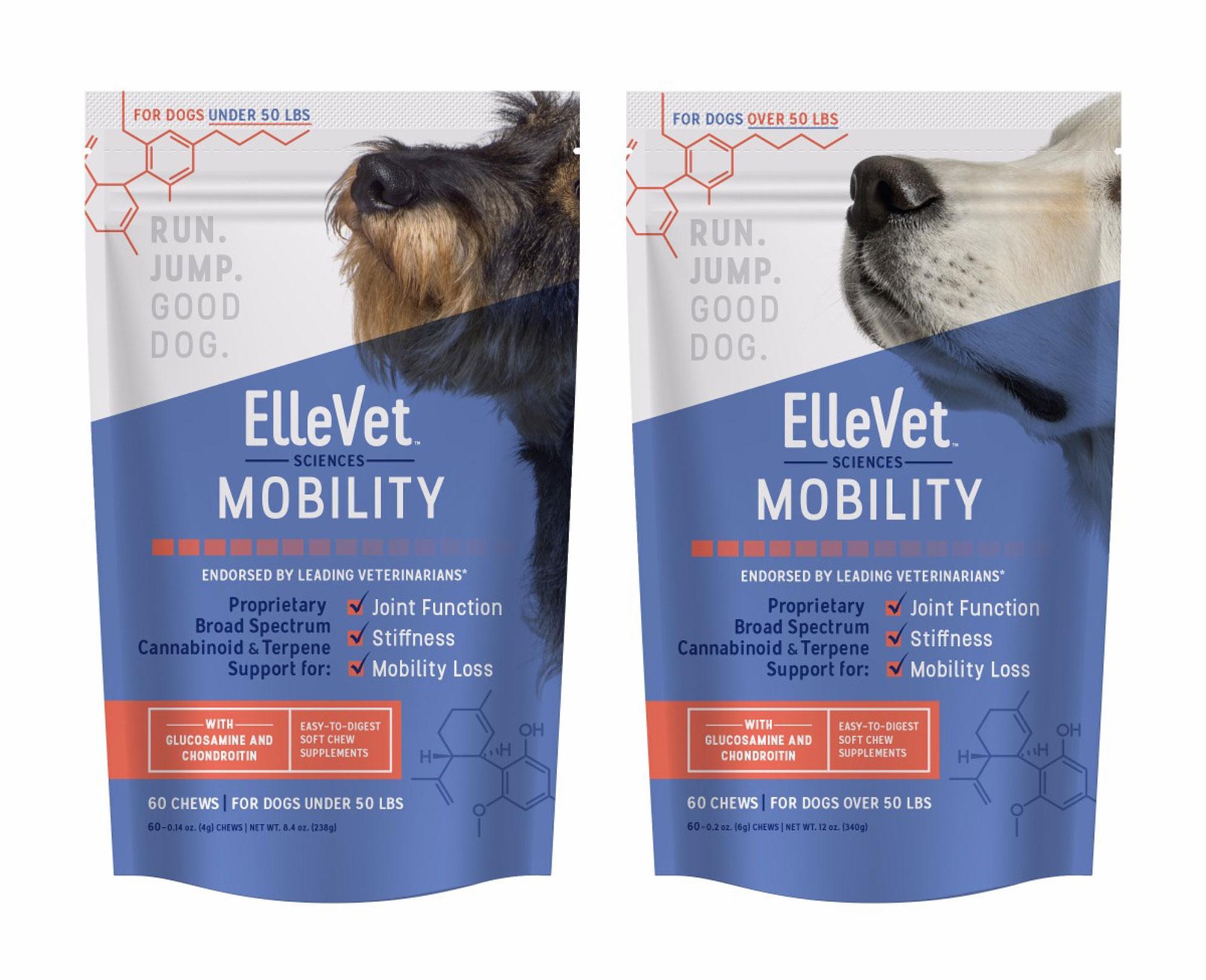ElleVet Mobility - Dog Mobility Supplement
