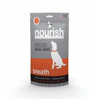 Isle's of Dogs' Nourish