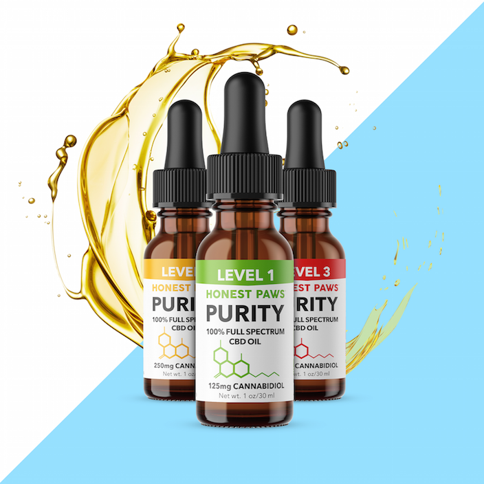 100% Full-Spectrum CBD Oil