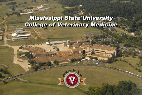 Mississippi State University College of Veterinary Medicine.