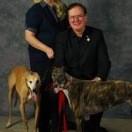 Professors Linda Blythe, DVM, Ph.D., and A. Morrie Craig, Ph.D., were inducted into the national Greyhound Hall of Fame in April 2010.