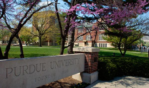 More than 40,000 students enrolled last fall at Purdue University's West Lafayette, Ind., campus.
