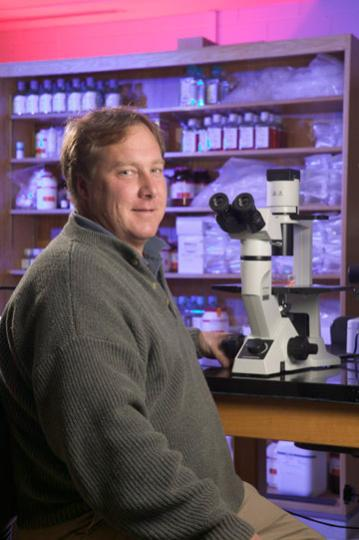 Ralph Tripp, a Georgia Research Alliance Eminent Scholar at the University of Georgia College of Veterinary Medicine, is one of the leading researchers in human and avian influenza.