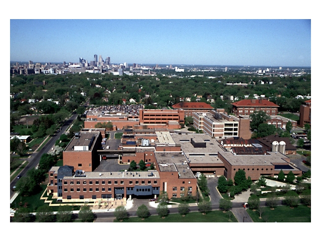 The University of Minnesota's College of Veterinary Medicine is in the center of a large metropolitan area and in the heart of a state built on animal agriculture.