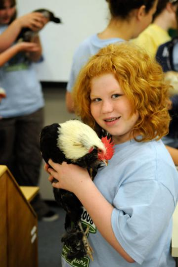 The Dr. Tim Ogilvie Vet Camp attracts grade 7, 8 and 9 students from around the world. In 2008, it was named the Best Community Outreach Program in Canada by the Canadian Council for the Advancement of Education.