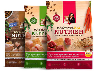 rachel ray dog food