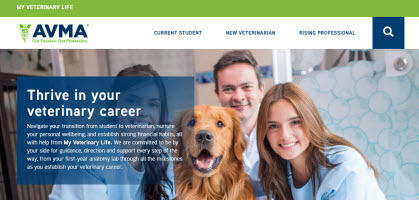 a personal story on the veterinary career goals A career as a veterinarian -  going through 2 or 4 years more of school will help when going to veterinary school the next step to complete is veterinary school, when completing veterinary school it's a good idea to have a full bachelor of science.