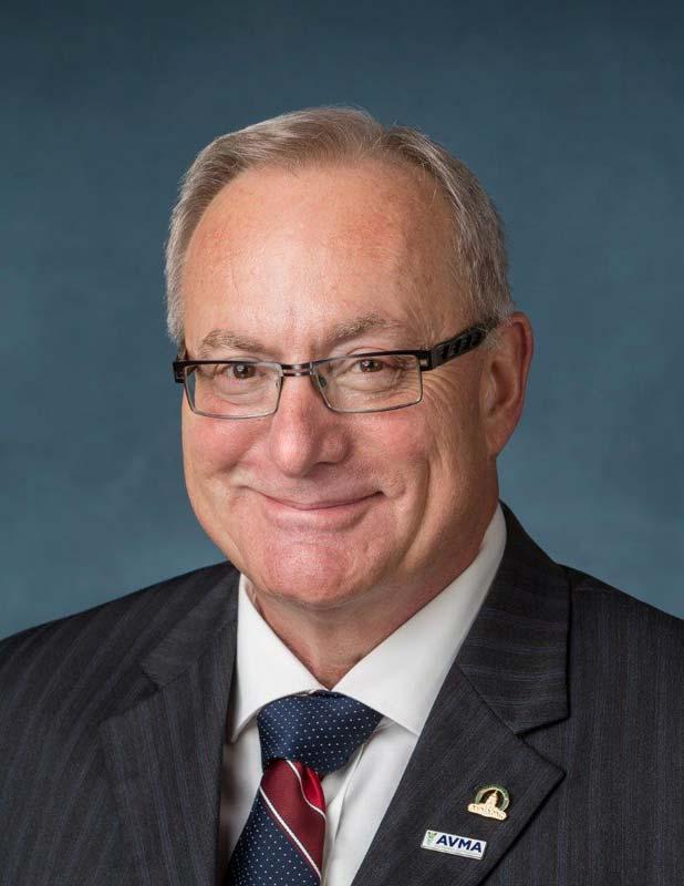 John Howe, DVM