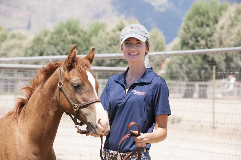 The College of Veterinary Medicine's year-round curriculum graduates students in three years.