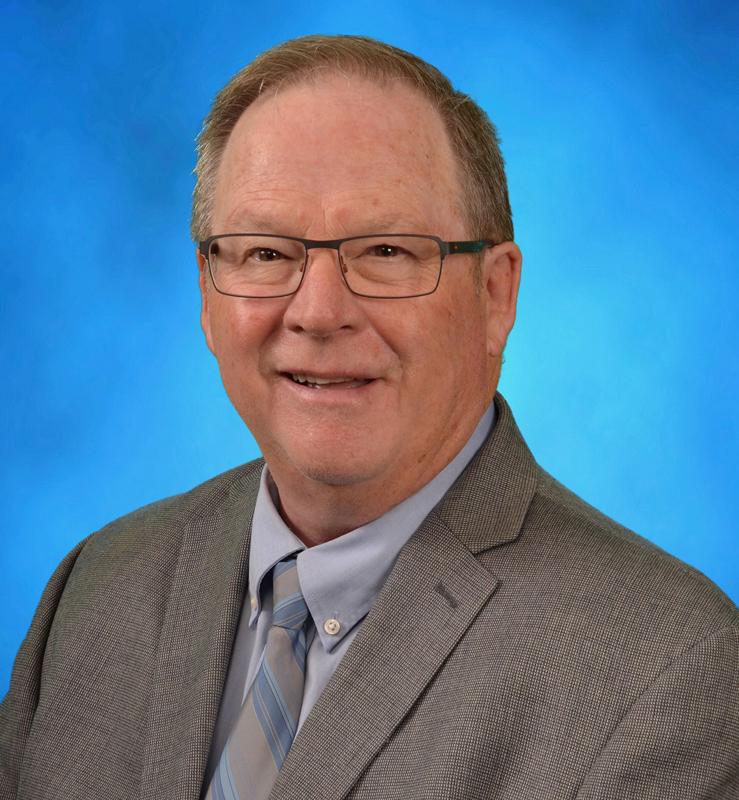 Jack Wilson, DVM, winner off the CVMA President's Award