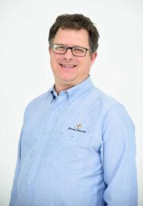 Daniel Venne, DVM, M.Sc., ACPV, winner of the CVMA Industry Award