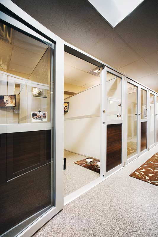 Also known as 'real-life' rooms, high-end luxury suites are quiet, elegant-looking, and can be individualized and personalized.