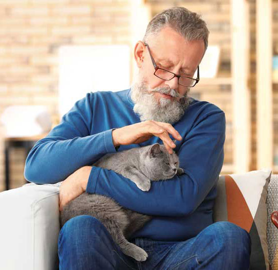 A good death is achieved by advocating for, and acting on, what is safest for the pet and what is most meaningful for the caregiver. Photo ©BigStockPhoto.com