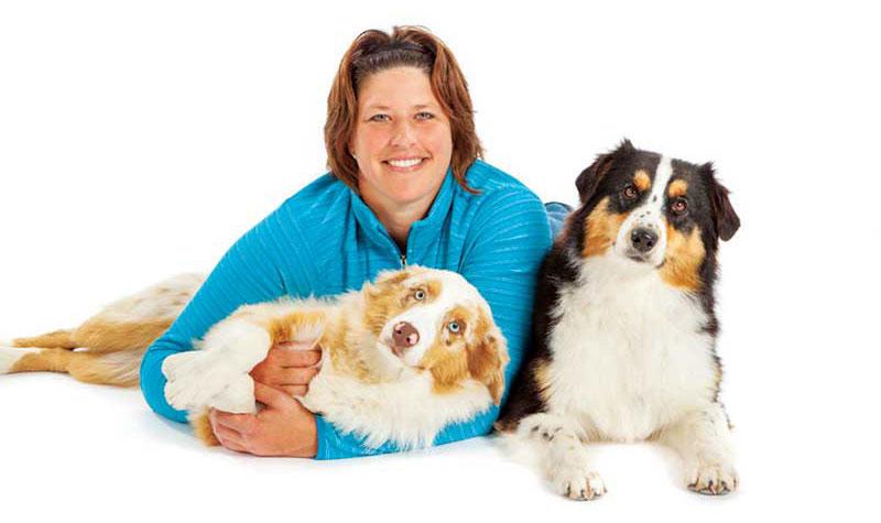 Keri Hudson Reykdal, DVM, host of Animal Planet Canada's Dr. Keri: Prairie Vet. Photo courtesy HRVS