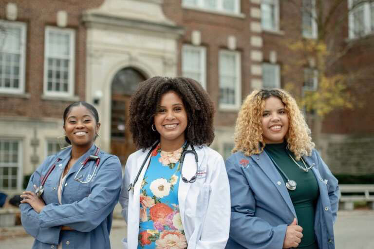 Making the veterinary profession more inclusive and accessible for Black people in Canada is the goal of a non-profit organization at the University of Guelph's (U of G's) Ontario Veterinary College (OVC). Photo courtesy U of G/OVC