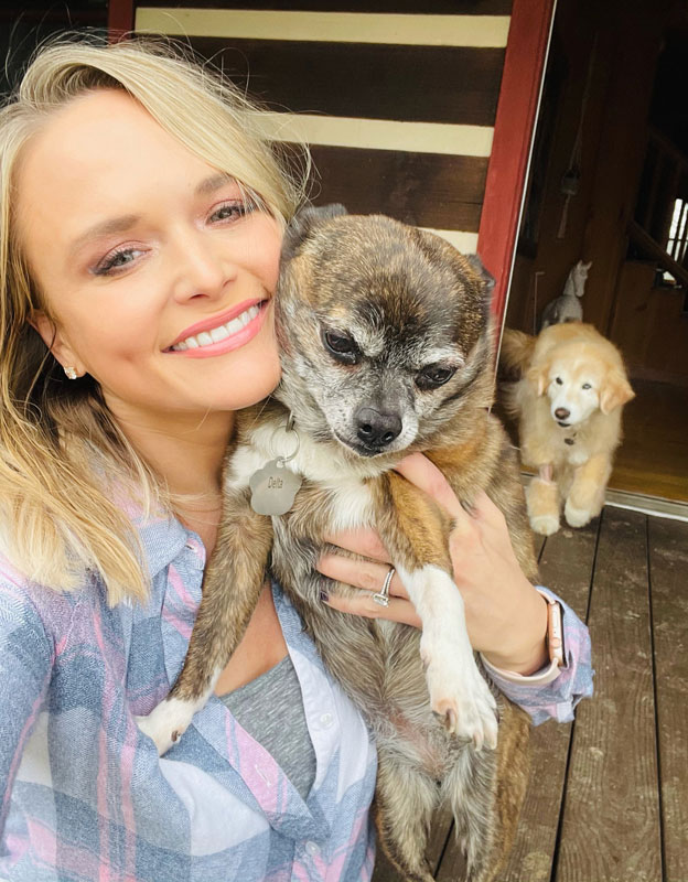 Miranda Lambert's MuttNation Foundation, in partnership with retailer Tractor Supply Company, has awarded $5,000 donations to one shelter or foster-based rescue in each state as part of its Mutts Across America program. Photo courtesy Miranda Lambert/MuttNation Foundation