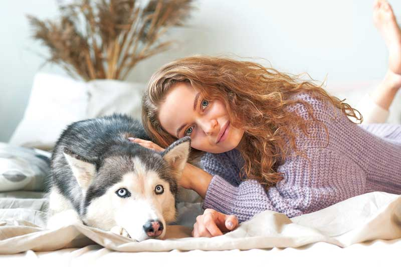 The demand for pet insurance is rising due to an increase in ownership during the pandemic. Pet owners often turn to their veterinarians when selecting an insurance plan or weighing their options. Photo ©BigStockPhoto.com