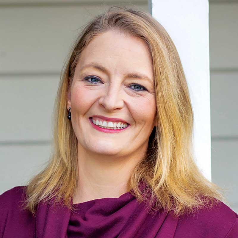 Carrie Jurney, DVM, DACVIM (neurology), president of Not One More Vet. Photos courtesy NOMV