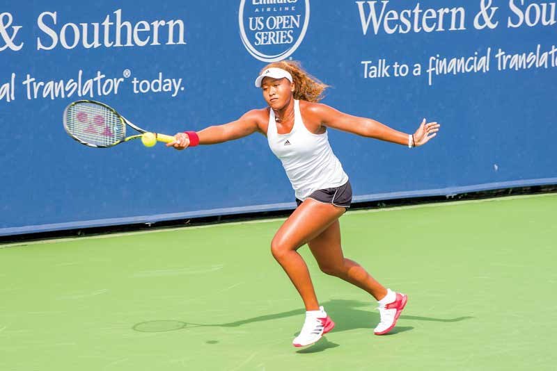 Tennis pro Naomi Osaka opting to take a mental health break might be an inspiration for veterinary professionals. Photo ©BigStockPhoto.com