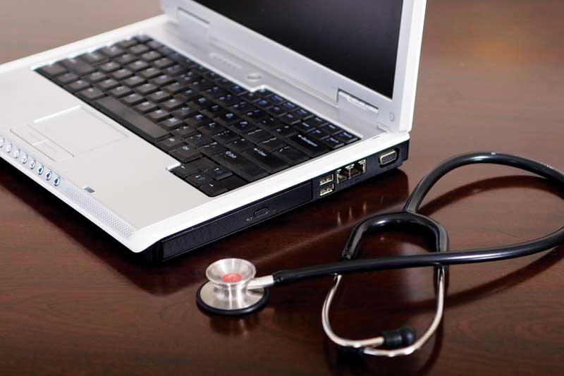 Remote patient care has some advantages and many clients like the convenience. Is it right for everyone? Photo ©BigStockPhoto.com