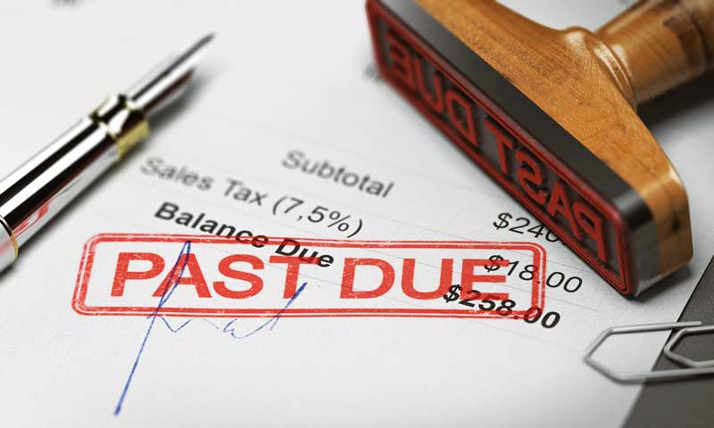 A significant number of people have had difficulty paying bills in the last couple of years. Showing empathy and setting up payment plans will help make customers more inclined to pay what they owe. Photo ©BigStockPhoto.com