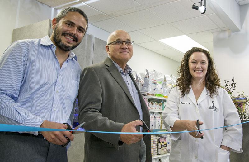 Novartis Animal Health Esb3: N.Y. Clinic Gets Facelift Courtesy Of Novartis